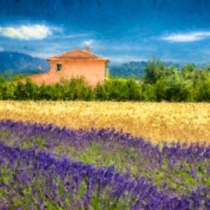 16_An Impression of van Goth's Provence