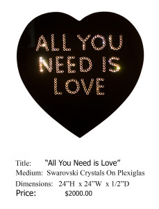 3 All You Need is Love
