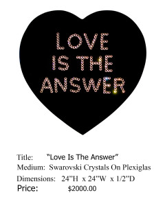 5Love is the Answer