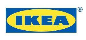 IKEA wordmark color