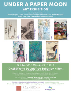 On view Oct. 30, 2016 to April 21, 2017