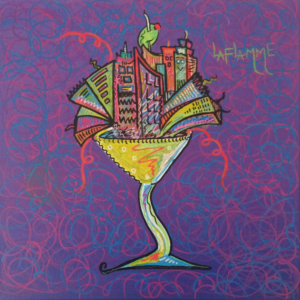 Jacklyn Laflamme Another Cosmopolitan 12x12